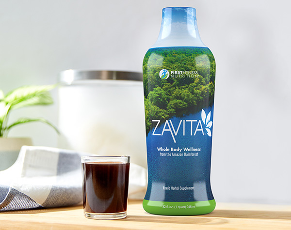 First Fitness Nutrition Zavita